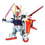 BANDAI Gundam SD Series Aile Strike & Skygrasper [GDT04732GDM] - Movie and Superheroes